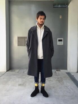 モンキータイム ビューティ&ユース ユナイテッドアローズ 原宿店|Kouta Horiuchiさんの(MR.COMPLETELY)を使ったコーディネート