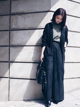 MariNakamuraさんの(3.1 Phillip Lim|スリーワン フィリップ リム)を使ったコーディネート