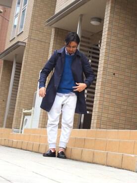 Fumiyaさんの(URBAN RESEARCH DOORS MENS)を使ったコーディネート