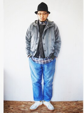 tortoise|yoheiさんの(15jyugo|ジューゴ)を使ったコーディネート