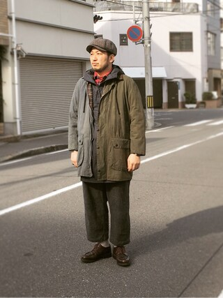tortoise|yoheiさんの(MADE by sunny side up|サニーサイドアップ)を使ったコーディネート