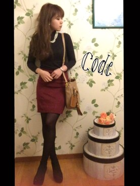 Ayumi Igarashiさんの(31 Sons de mode|トランテアン ソン ドゥ モード)を使ったコーディネート