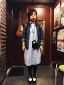 「Monki Shirt Dress(Monki)」 using this Melissa looks