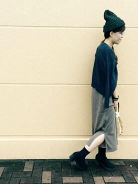 INTERPLANET WINGS 浜松市野店|NaNaさんの「【接触冷感】クールタンクトップ(INTERPLANET)」を使ったコーディネート