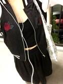 SHIOさんの「WEGO/ペイズリートートバッグ(WEGO ウィゴー)」を使ったコーディネート