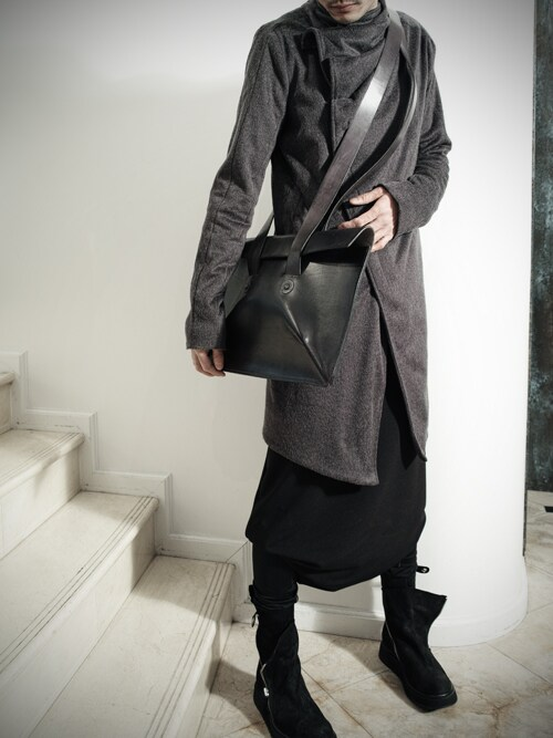 S/STEREFLAGSHIPSTOREKYOTOさんの「KAI ≫ BAG 09 S/STERE FLAGSHIP STORE EXCLUSIVE [BL1](SISTERE)」を使ったコーディネート