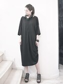 S/STEREFLAGSHIPSTOREKYOTOさんの「HUGE SIZED T-SHIRTS(SISTERE|システレ)」を使ったコーディネート