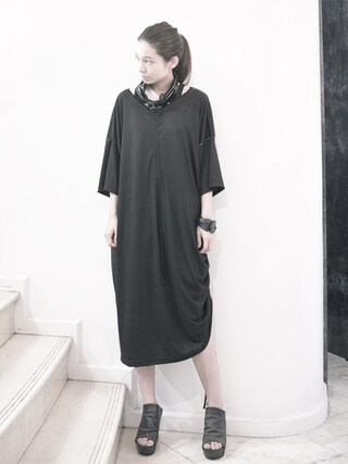 S/STERE FLAGSHIP STORE KYOTO | S/STEREFLAGSHIPSTOREKYOTOさんのTシャツ・カットソー「SISTERE HUGE SIZED T-SHIRTS」を使ったコーディネート