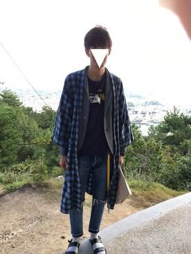 hiroakiさんの(ONES STROKE|ワンズ ストローク)を使ったコーディネート