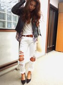「Rails Kendra Button Down(Rails)」 using this aipoooonh looks