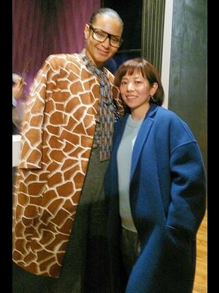 ユナイテッドアローズ 原宿本店 メンズ館|Satoko Takeshitaさんの(Drawer|ドゥロワー)を使ったコーディネート