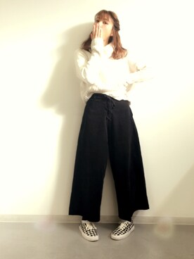 PASSPO☆安斉奈緒美さんの(GYDA ジェイダ)を使ったコーディネート