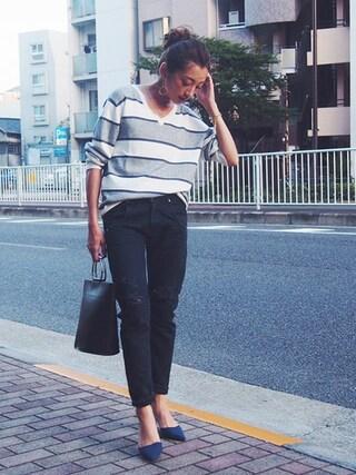 AZUSA  TAKAZONOさんのコーディネート
