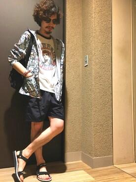 HYSTERIC GLAMOUR銀座マロニエゲート店 ikechanさんの(HYSTERIC GLAMOUR ヒステリックグラマー)を使ったコーディネート