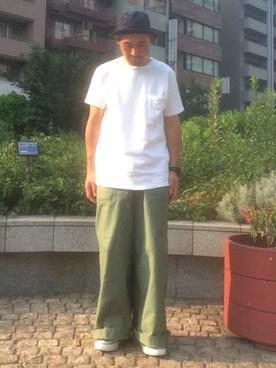hiroshi omuraさんの(BEAMS|ビームス)を使ったコーディネート