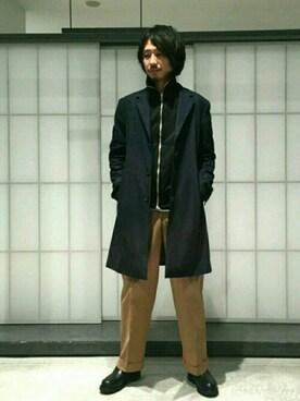 UNITED TOKYO OSAKA|桐山翔太さんの(UNITED TOKYO|ユナイテッドトウキョウ)を使ったコーディネート