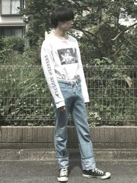 aomushiさんの(SUB-AGE|サベージ)を使ったコーディネート