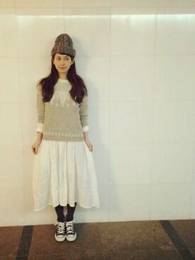 Kazumiさんの(studio CLIP|スタディオクリップ)を使ったコーディネート