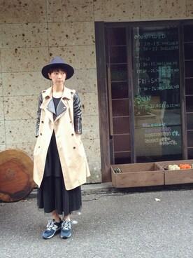 Kazumiさんの(near.nippon.|ニアーニッポン)を使ったコーディネート