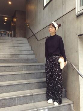 Kazumiさんの(BEAUTY&YOUTH UNITED ARROWS ビューティアンドユースユナイテッドアローズ)を使ったコーディネート