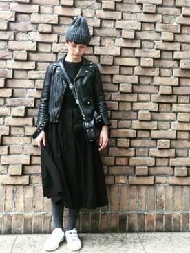 Kazumiさんの(A.P.C.|アー・ペー・セー)を使ったコーディネート