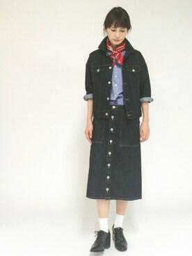 「60マーセアソートシャツ(studio CLIP)」 using this Kazumi looks