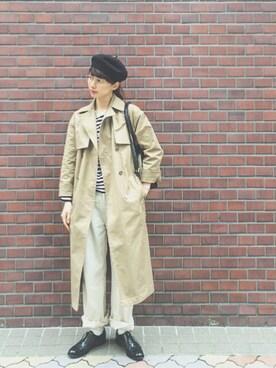 Kazumiさんの(Traditional Weatherwear|トラディショナルウェザーウェア)を使ったコーディネート