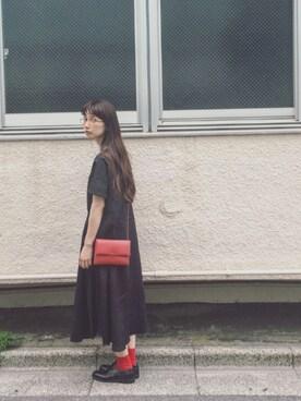 Kazumiさんの(drama H.P.FRANCE|ドラマ アッシュ・ペー・フランス)を使ったコーディネート