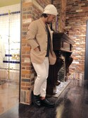「JIL SANDER Blazers(Jil Sander)」 using this FUkuu looks