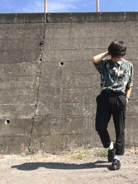kaitoさんの(VINTAGE|ヴィンテージ)を使ったコーディネート