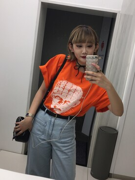 (Forever 21) using this 光優 looks