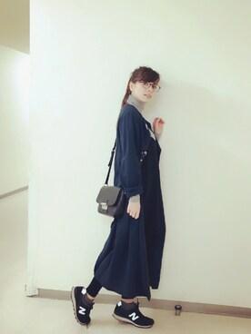 YUUKIさんの(New Balance|ニューバランス)を使ったコーディネート