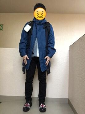 Ren Saitoさんの(glamb|グラム)を使ったコーディネート