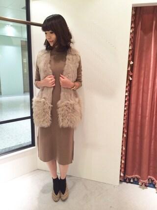 actuel 名古屋セントラルパーク店|Aki.kさんの(jetee|ジュテ)を使ったコーディネート