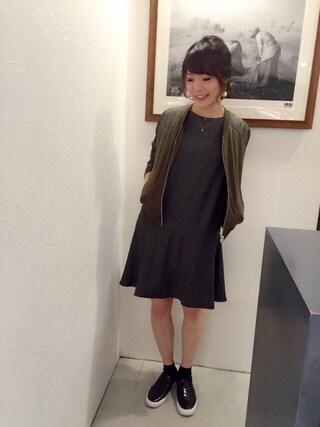 actuel 名古屋セントラルパーク店|Aki.kさんの(CUTiE|キューティ)を使ったコーディネート
