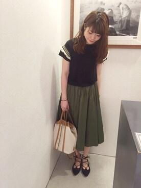 actuel 名古屋セントラルパーク店|Aki.kさんのコーディネート