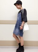 「Dr. Martens Aerial Chelsea Boot(Dr. Martens)」 using this NARUMI looks