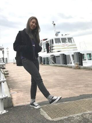 @:asukaさんの「LIP BIJOU SW TOPS(SLY|スライ)」を使ったコーディネート