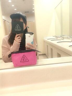 유루후와짱♡さんの(3CE|3CE)を使ったコーディネート