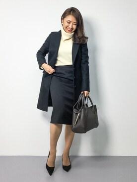 ZOZOTOWN|natsuさんの(PLAIN CLOTHING|プレーンクロージング)を使ったコーディネート