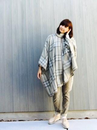 藤本美貴さんの(POLO RALPH LAUREN|ポロラルフローレン)を使ったコーディネート