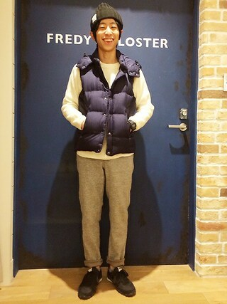 FREDY&GLOSTER 吉祥寺店
