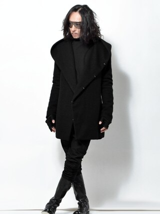 "DEVIANT名古屋さんの「N/07 ""tukang sulap"" [wool filling 