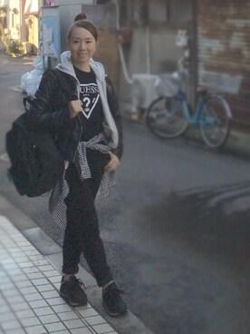 ChitoseImanishiさんの(UNIQLO|ユニクロ)を使ったコーディネート