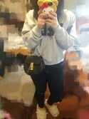 「Topshop Moto 'Jamie' Ripped Skinny Jeans (Navy Blue)(Topshop)」 using this SSunny^_^amnos looks