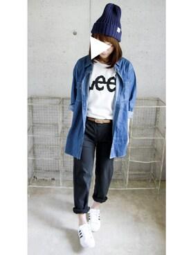 Look by ナチュラル服のイタフラ