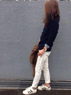yukoさんの「RAYBAN / レイバン: WAYFARER(JOURNAL STANDARD)」を使ったコーディネート