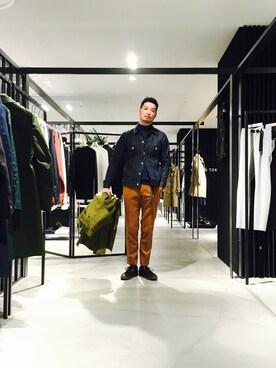 daiki_nakaneさんの(UNITED TOKYO|ユナイテッドトウキョウ)を使ったコーディネート