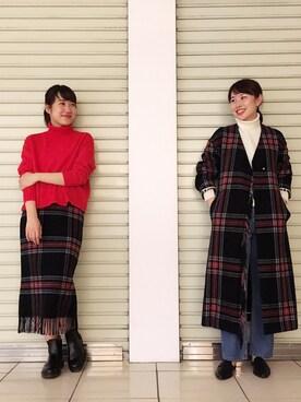 ADAM ET ROPE' ルミネ新宿2|mai kakegawaさんのコーディネート