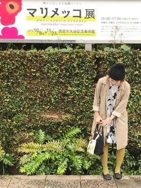 靴下屋 Tabio本部|Miki Nakagawaさんの(靴下屋|クツシタヤ)を使ったコーディネート